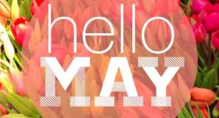 Привет, май!